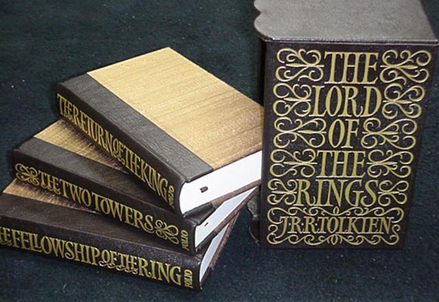 Folio Society 2001, The Lord of the Rings