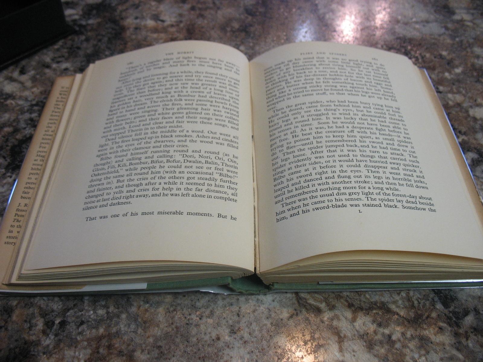 Hobbit Ca Rare Books For Sale